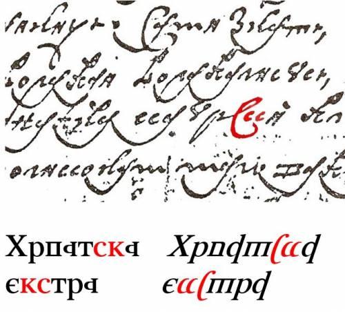Font »Arvatica fra Divković« [Glagolica Fonts & Co ]